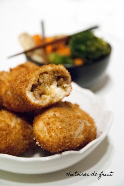 kare pan petits pains croustillants au curry japonais. Black Bedroom Furniture Sets. Home Design Ideas