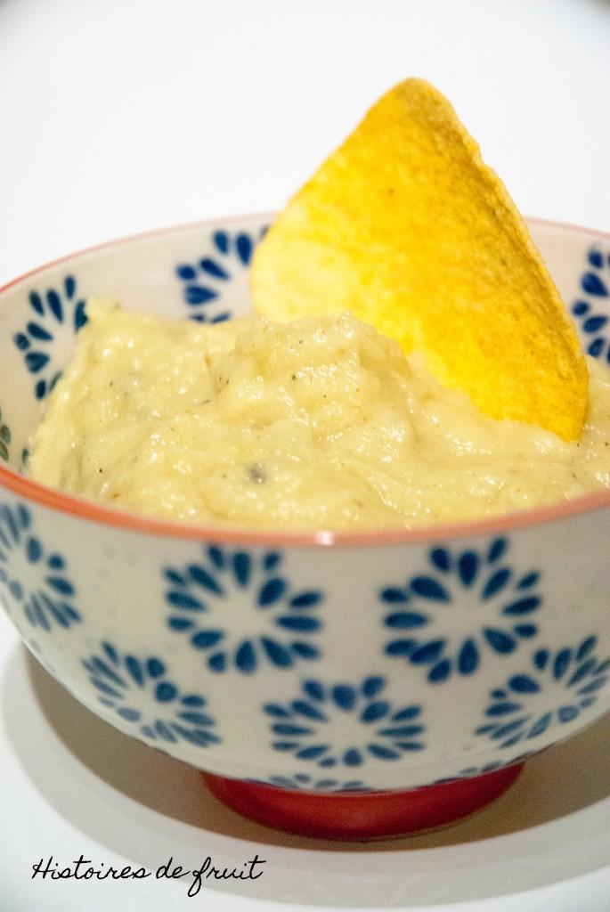 Crème d'artichaut à la provencale