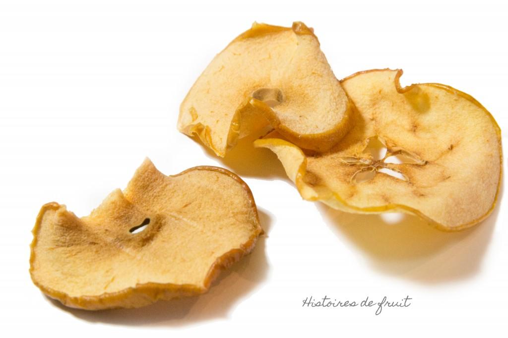 Chips de pomme pour apéro light mais gourmand !