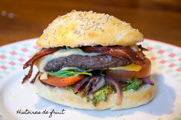 THE Perfect Burger de tous les temps [Battle Food #11]