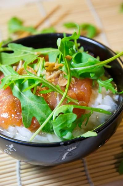 Ochazuke pour les petites faims [JAPON]