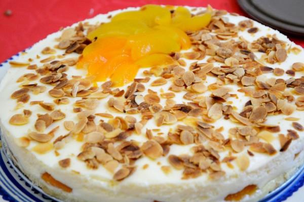 Nuage d'abricot pour jours de fêtes (et repas trop copieux)
