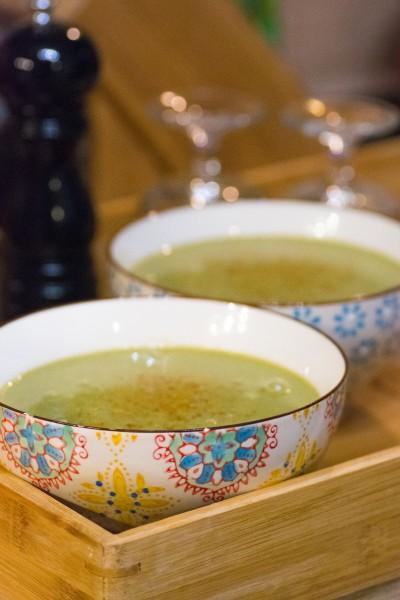 Soupe à l'oseille et pommes de terres, recette de Mamie ! (encore)