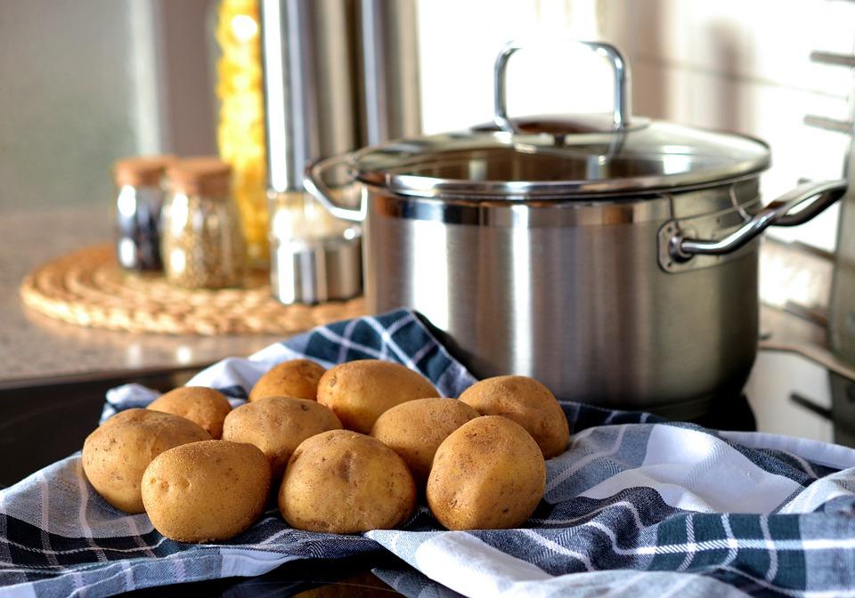 comment choisir et cuire les pommes de terre