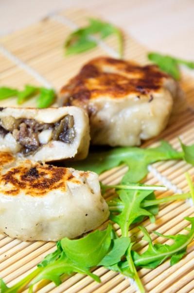 Oyakis boeuf-aubergine