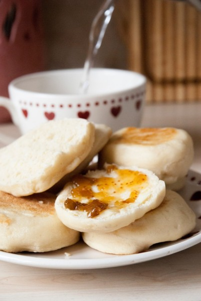 Muffins anglais pour petit déjeuner gourmand [Battle Food #12]