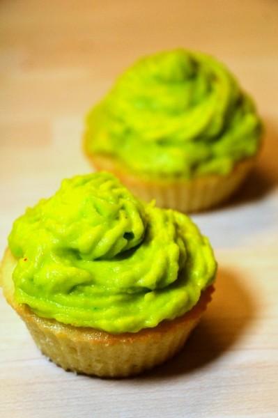 Slime cupcakes [Halloween]