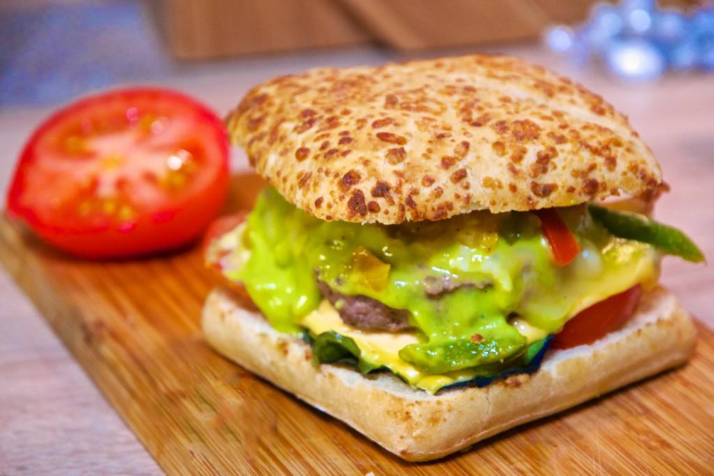 Burger mexicain, pour filer tout droit au Mexique chercher du soleil