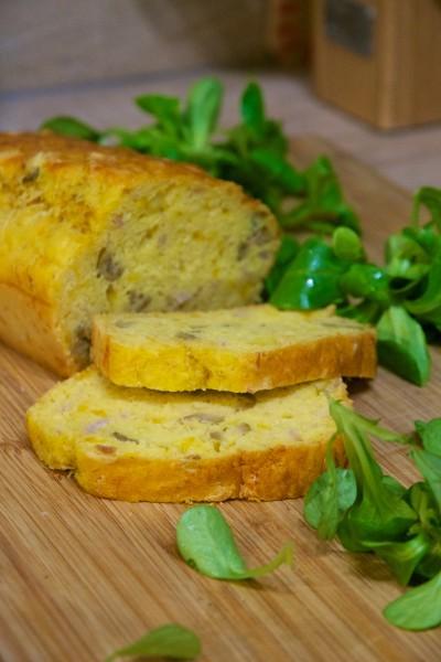 Cake au thon et aux olives vertes, ou l'histoire de ce qui a faillit être un apéro entre copines