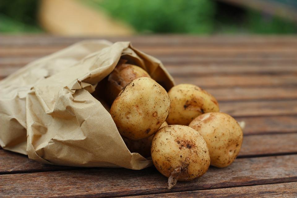 La cuisine du p'tit lu #09 : j'ai la patate !